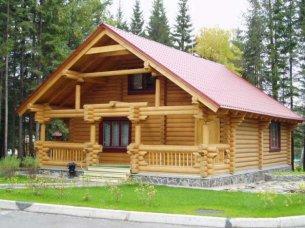 Будівництво дерев яних