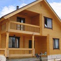 Дерев яних та каркасних будинків
